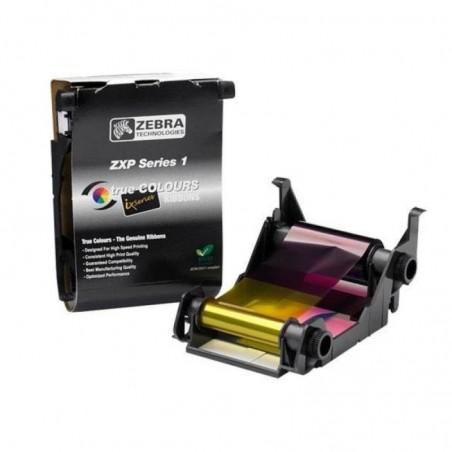 ruban couleur zebra ZXP1