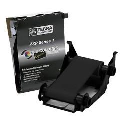 Ruban noir pour ZEBRA ZXP1