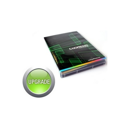 upgrade cardpresso XXS vers XL