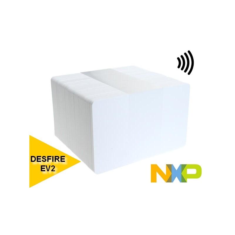carte desfire EV2 NXP