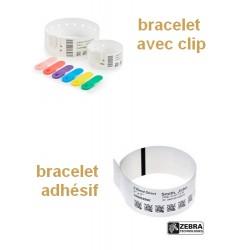 différents bracelets