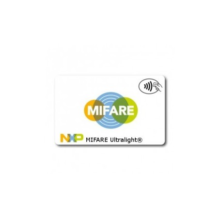 carte mifare ultralight nxp