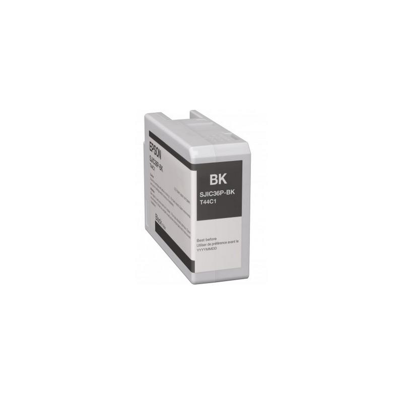 cartouche noir epson c6000 et c6500