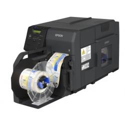 imprimante epson C7500 avec enrouleur