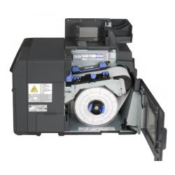 imprimante epson C7500 emplacement rouleau