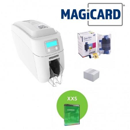 Pack Magicard 300 Duo