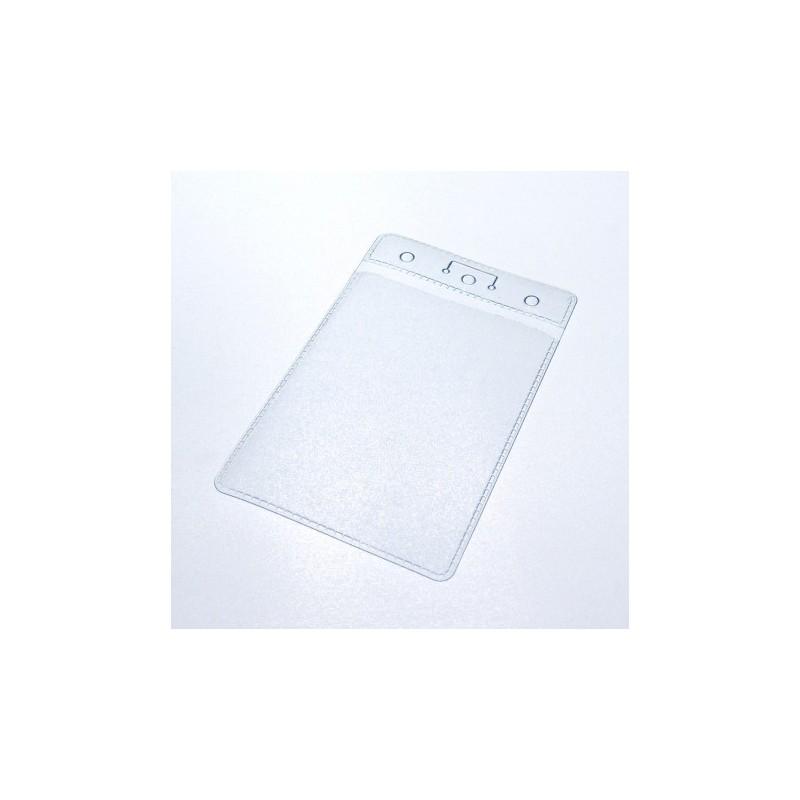 disponible utilisation durable meilleures baskets lot de 100 porte-badges pour carte format A6- PB100A6 -