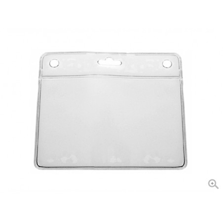 porte badge horizontal