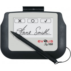tablette de signature evolis