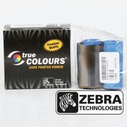 Ruban couleur pour Zebra...
