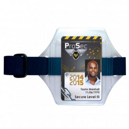 Brassard porte-badge