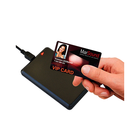 Cartes RFID blanches