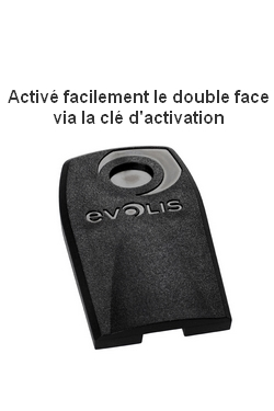 cle activiation double face